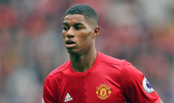 Marcus Rashford: These are the three Manchester United stars I looked up to