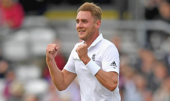 England star Stuart Broad full of pride as he prepares for 100th Test appearance