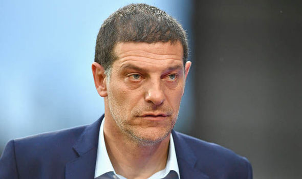 West Ham boss Slaven Bilic wants players fired up for Chelsea battle...but not the fans