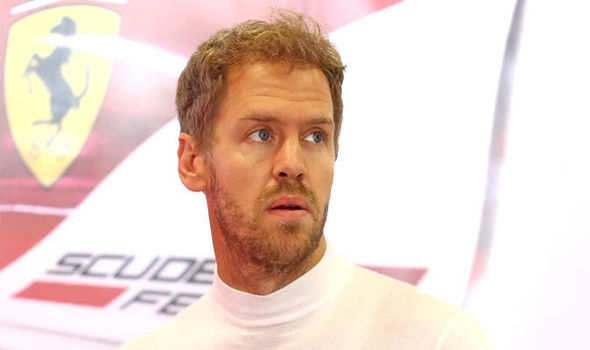 Sebastian Vettel launches foul-mouthed rant after Mexican Grand Prix: This is what he said