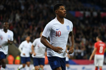 England 1 Switzerland 0: Marcus Rashford will be a 'top player' says Gareth Southgate