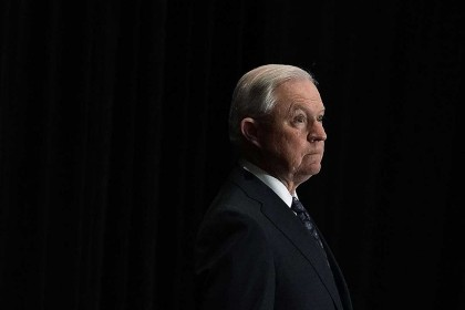 Donald Trump sacks Jeff Sessions as US Attorney General
