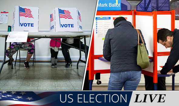 US ELECTION 2016 POLLS: Every result LIVE as polling stations close in White House Race