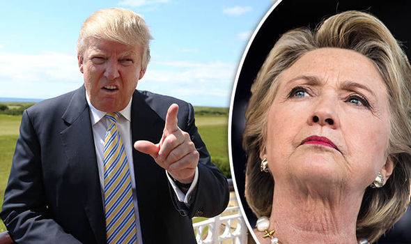 Donald Trump seen as 'MORE honest' than Hillary Clinton - new poll