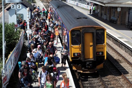 Anger as rail fares to increase by 2.3%