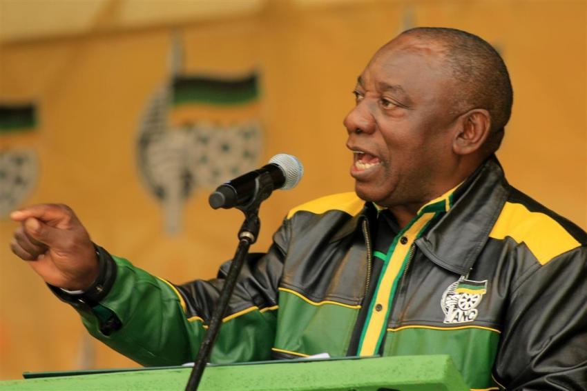 What does Ramaphosa's rise to South African president mean for the poor?
