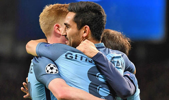 Man City stars Gundogan and De Bruyne on Barcelona domination: We deserved it
