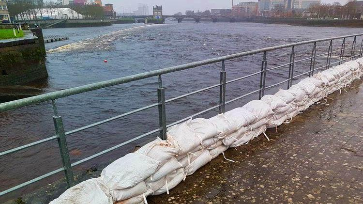 Evening top 5: Storm Eleanor leads to flooding in parts of country; man charged with brother's murder in Co Limerick