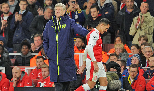 Arsenal star Alexis Sanchez: How Arsene Wenger makes me sad