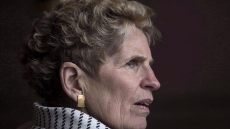 Kathleen Wynne calls Doug Ford pot privatization comments 'reckless'