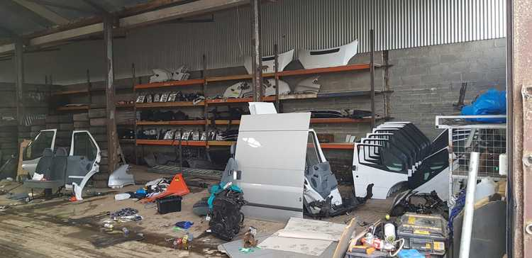 Gardaí uncover stolen industrial machinery worth up to €500,000