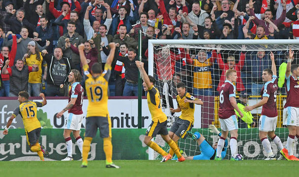 Laurent Koscielny: My thoughts on controversial Arsenal winner at Burnley