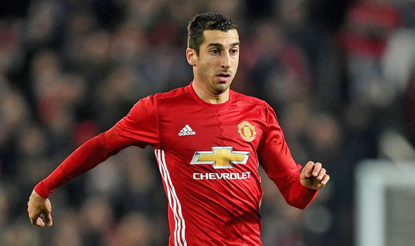 Henrikh Mkhitaryan: This is why I do not regret signing for Manchester United