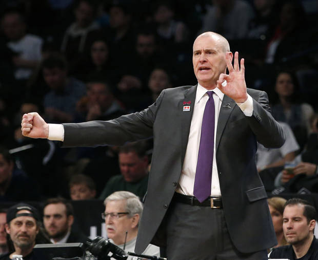 It's been a season of coaching stability, rare for the NBA