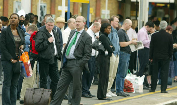Joy for commuters as rail passengers can NOW claim compensation for 15-minute delay