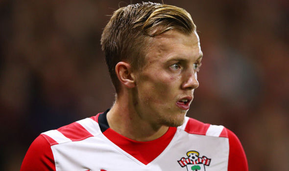 Southampton star James Ward-Prowse wants Europa League revenge against Inter Milan