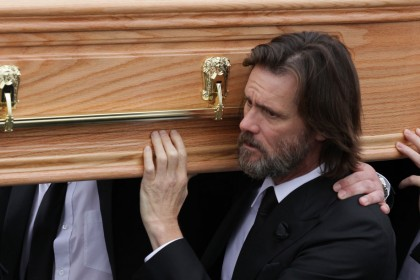 Jim Carrey outraged after being sued for ex-girlfriend's suicide