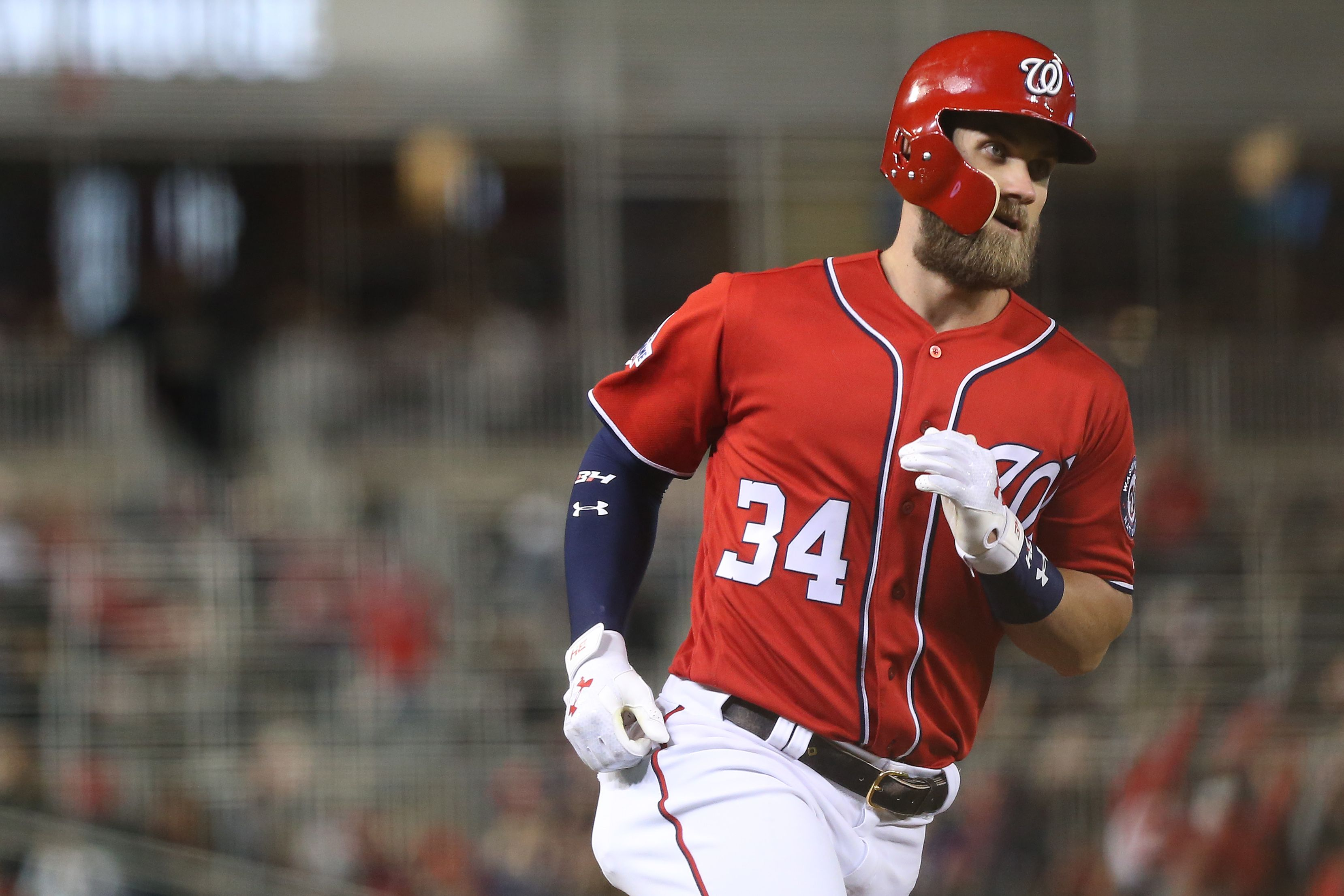 Home Run Derby field: Bryce Harper headlines slugging showcase