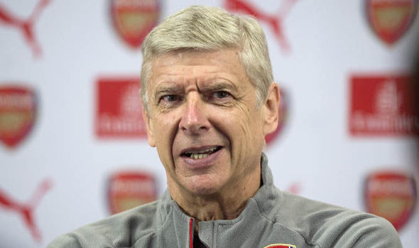 FA chief executive: Arsene Wenger would fit the bill perfectly as England manager