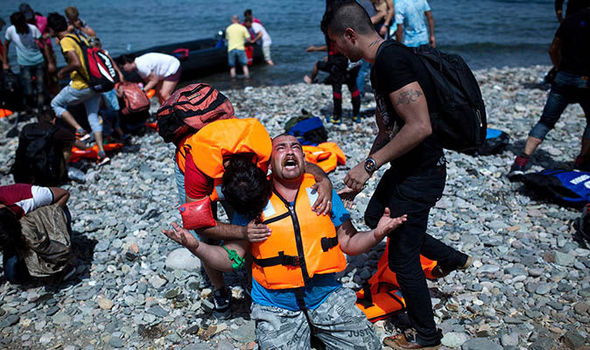 MIGRANT CRISIS: Death toll in Mediterranean surpasses 3,700 this year
