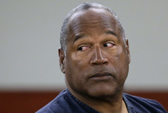 O.J. Simpson gets parole hearing date this summer in Nevada