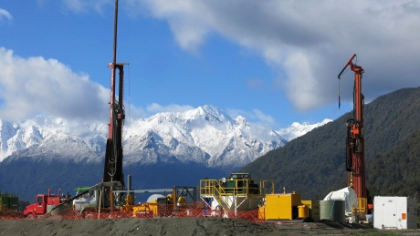 Discovery of hot water in New Zealand fault line has energy potential