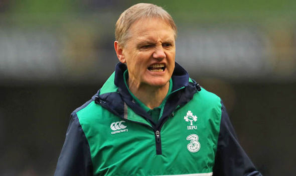 "Ireland head coach Joe Schmidt expecting a ""fully-loaded"" response from New Zealand"