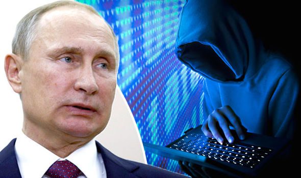 'Hundreds of Russian hackers attacking the West' Crime chief warns of cyber criminal ARMY