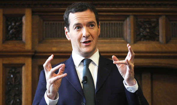 George Osborne to pen book on how democracy and capitalism are 'in crisis'