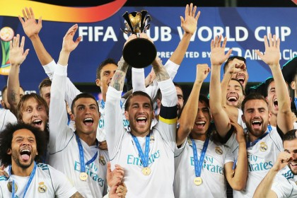 2018 Fifa Club World Cup: Real Madrid aim for global domination