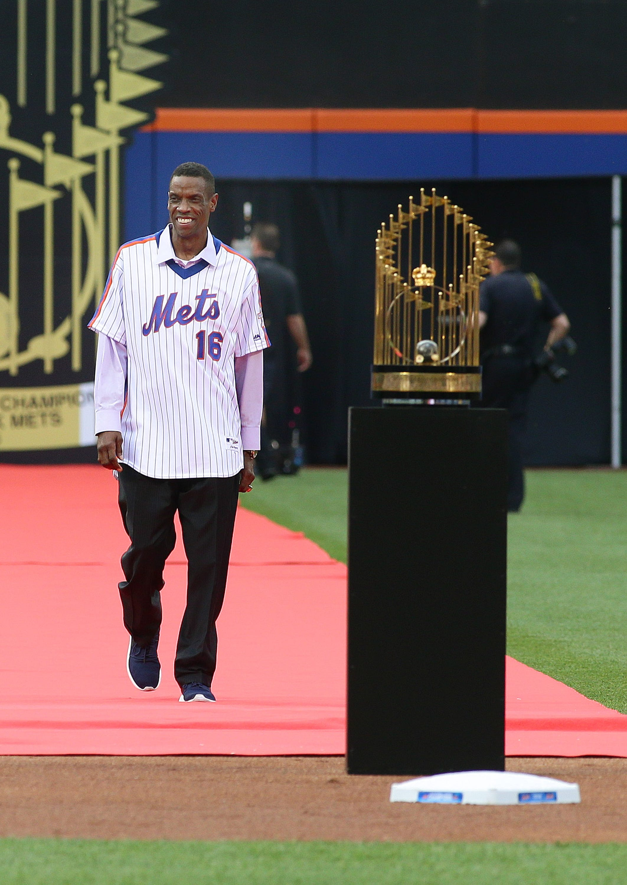 Ex-Mets pitcher Dwight Gooden arrested for cocaine possession last month in New Jersey