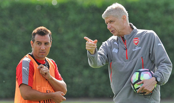 Santi Cazorla: This is what the Arsenal dressing room think about Arsene Wenger