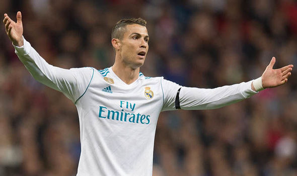 Cristiano Ronaldo: Real Madrid star has row with Florentino Perez about Kylian Mbappe deal
