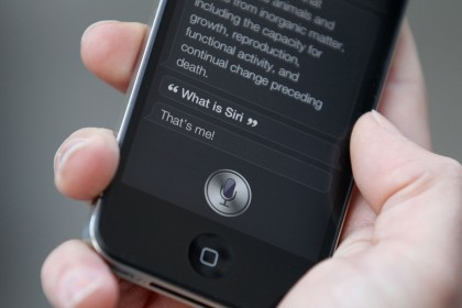 Lonely men turning to Siri to find love