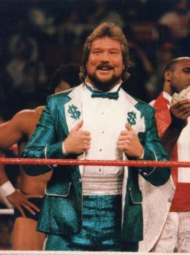 Mississippi gave 'Million Dollar Man' Ted DiBiase's nonprofit over $2M in welfare money