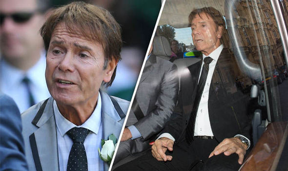 I'm tainted by lies of 'TV circus', Sir Cliff tells MPs and peers