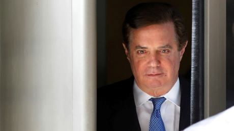 Paul Manafort in court today as plea deal is expected on eve of 2nd trial