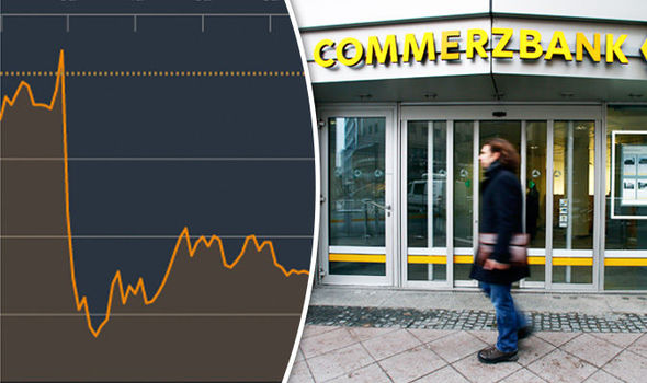 Is Commerzbank the next Deustche? Lender's share price plunges AGAIN amid profit fears