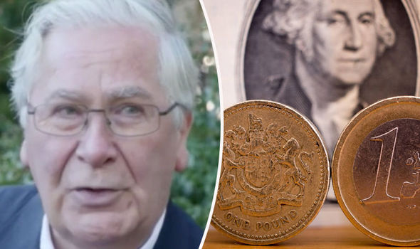 'Brexit not end of the world' Ex-Bank of England Governor Mervyn King WELCOMES pound drop