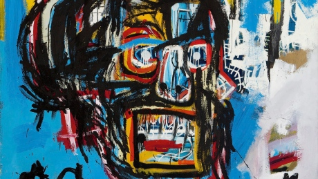 Basquiat painting fetches record $110.5M US at New York auction