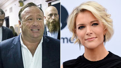 Conspiracy theorist Alex Jones vows to release full Megyn Kelly interview