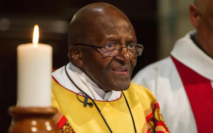 Archbishop Desmond Tutu wants right to assisted death