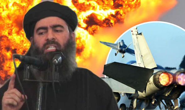 NOWHERE TO RUN: ISIS leader Abu Bakr al-Baghdadi targeted in Mosul as forces encircle city