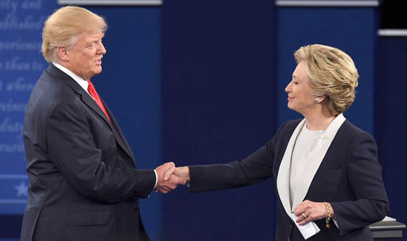 When and what time is the next debate between Trump and Clinton – how can I watch?