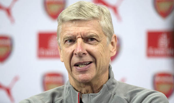 Arsene Wenger sends message to the next manager of Arsenal