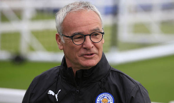 Leicester boss Claudio Ranieri ready to let Dragon Slayer loose in Champions League