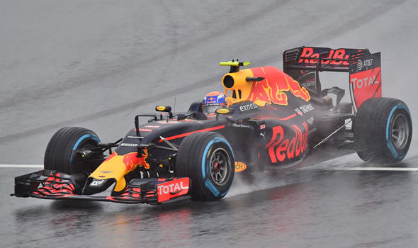 Max Verstappen grabs stunning podium place at Brazilian Grand Prix in shocking conditions