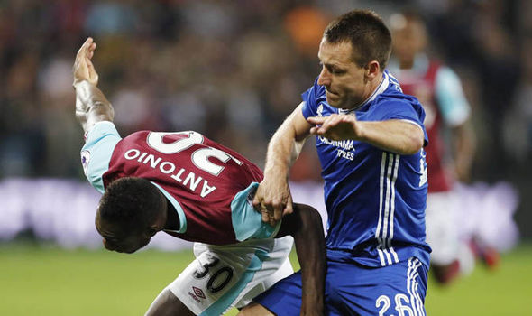 Chelsea player ratings: John Terry and Michy Batshuayi suffer nightmares against West Ham