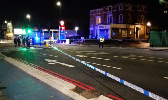BREAKING: Man arrested for attempted murder after police officer STABBED outside pub