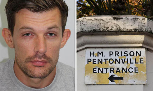 Manhunt over after escaped Pentonville prisoner James Whitlock arrested